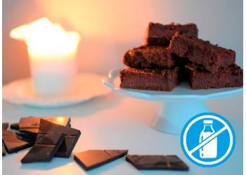 recipe image Brownies bez lepku a laktózy